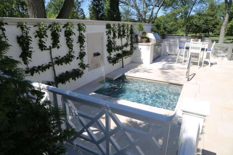 Winnetka Indian Hill Formal Pool